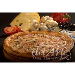 livrare pizza prosciutto funghi