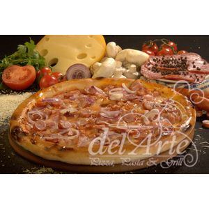 pizza suprema delarte