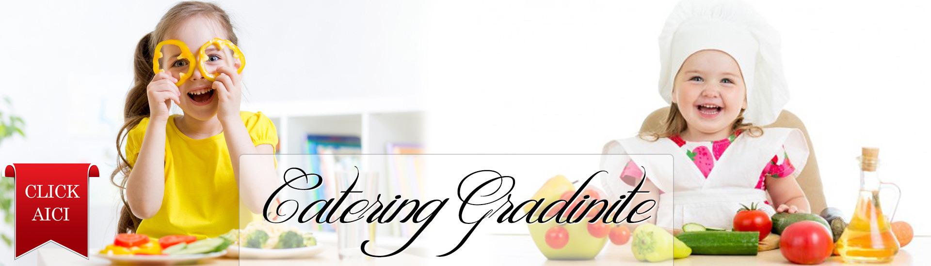 Catering Gradinite