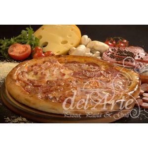 Pizza Ouattro Carni XXL