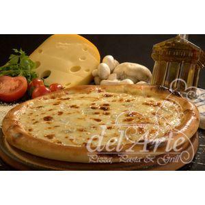livrare pizza quatro formagi